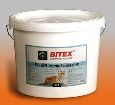Bitex homlokzatfesték fehér 15l