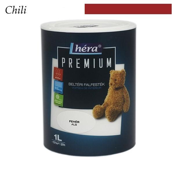 Héra prémium falfesték chili matt     5l