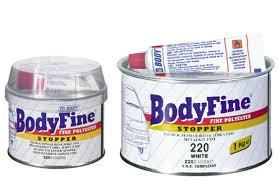 Body Fine gitt  fehér                1kg