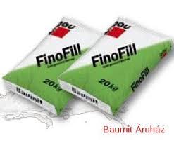 Baumit Finofill 1-30mm glett 20kg