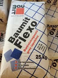 Baumit Flexo csemperagasztó 25kg