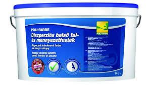 Polifarbe diszperziós falfesték 14l