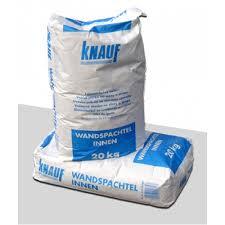 Knauf beltéri glettelőgipsz 20kg